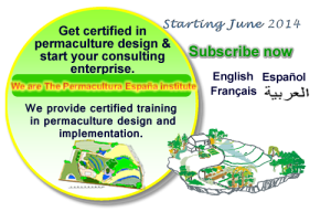 Get certified in permaculture